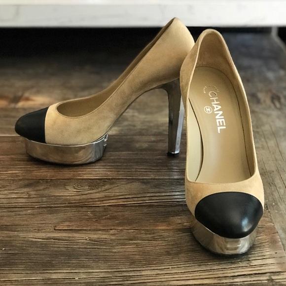 CHANEL Shoes | Chanel Heels | Poshmark
